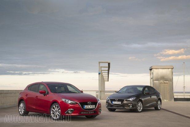 Nőttek a Mazda eladásai, ám a Zoom-Zoom márka még mindig kicsinek számít Európában
