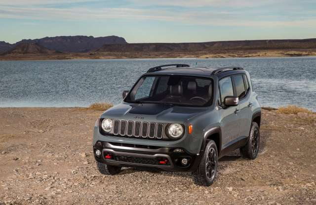 Genf 2014: Jeep Renegade