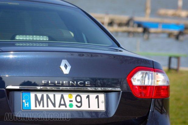 Sokat utazóknak jó ajánlat a Fluence 1.6 dCi. Mondjuk 1.5-ösként is az