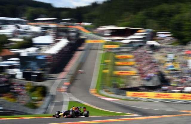 F1 Spa: Ricciardo nyert, Rosberg megtorpedózta Hamiltont
