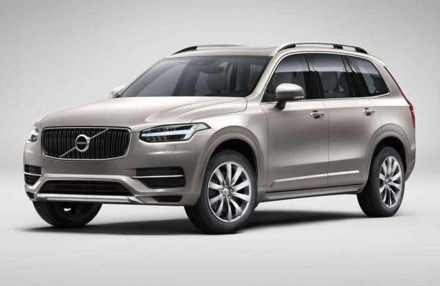 Idő előtt meg lehet nézni a svédek legújabb autóját, a második szériás Volvo XC90-est
