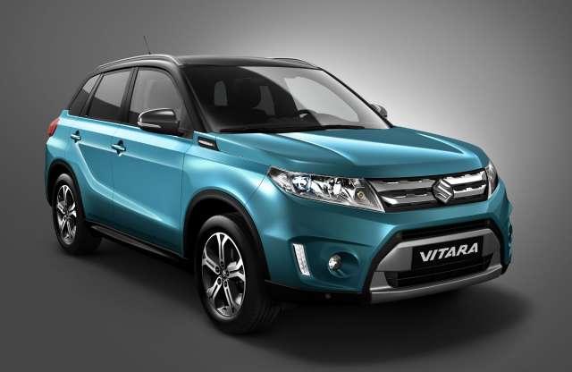 Új Suzuki Vitara: januártól Magyarországon gyártják