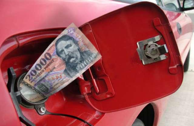 Egy kis rossz hír: emelkedik az üzemanyagok ára