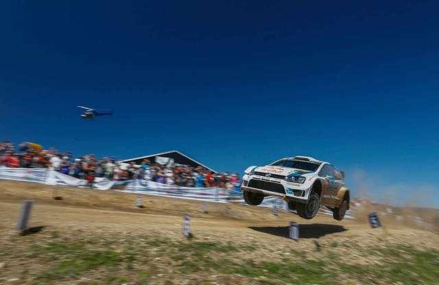 WRC: ismét a Volkswagen a világbajnok