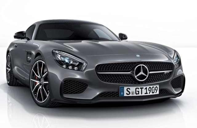 Mercedes-AMG GT Edition 1: Párizsban már biztosan látható lesz