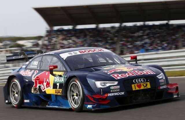 DTM Zandvoort: Audi-részsiker, BMW-csapatgyőzelem