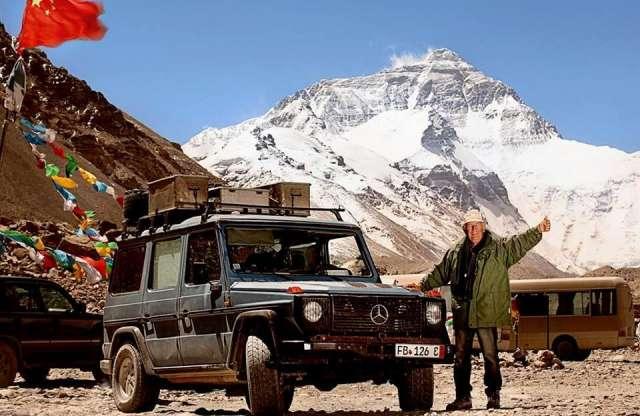 Tartósság: 26 év alatt 890 ezer kilométeres túra egy Mercedes-Benz G-osztállyal