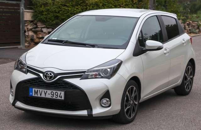 Toyota Yaris 1.4 D-4D teszt