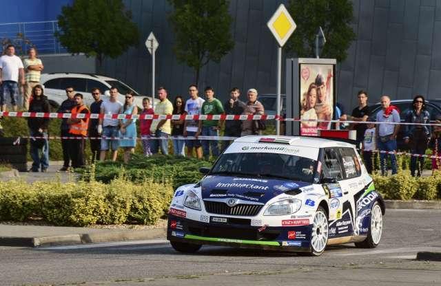 Mégsem derülhet ki most hétvégén a Magya Rallye Bajnokság végeredménye