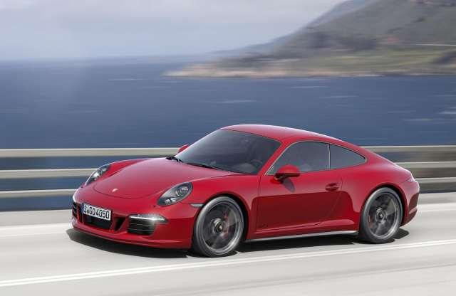 Turbós lesz a legtöbb Porsche 911-es a modellfrissítéssel