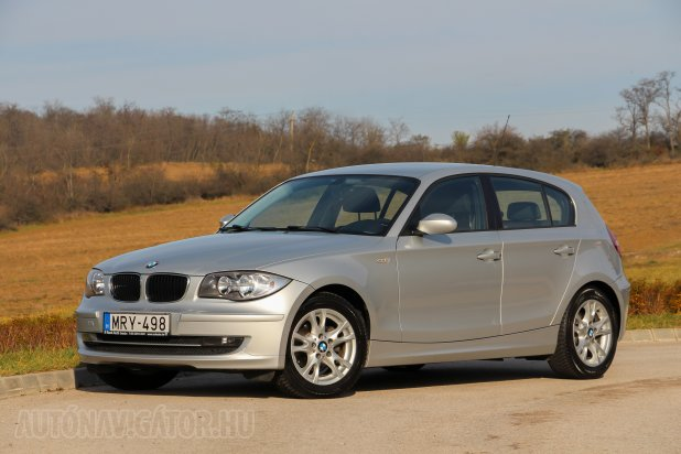 bmw 116i 2009 haszn ltteszt aut navig. Black Bedroom Furniture Sets. Home Design Ideas