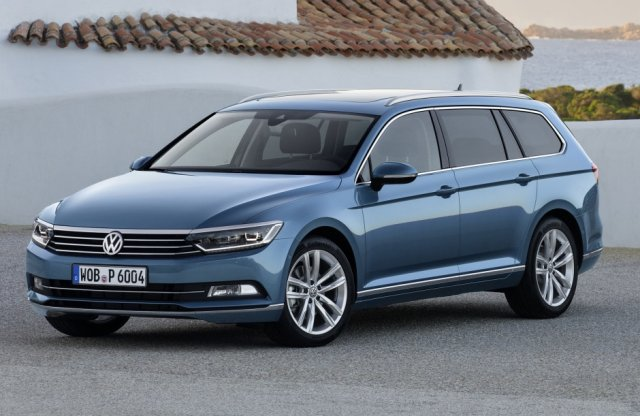 3,7 literrel is megelégszik a VW Passat BlueMotion