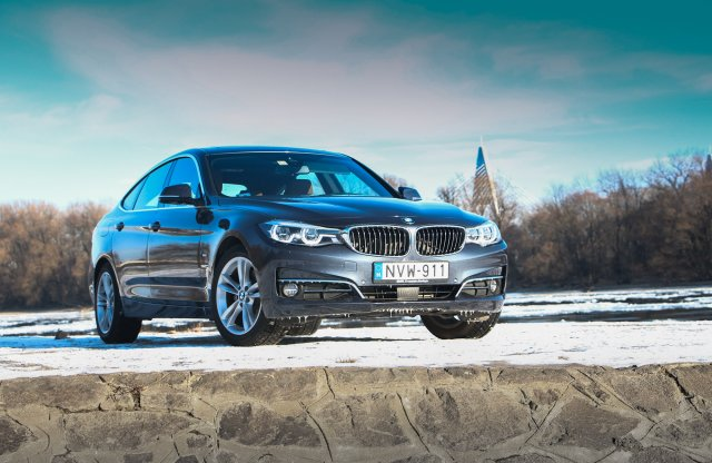BMW 320d Gran Turismo xDrive Steptronic Sport Luxury teszt