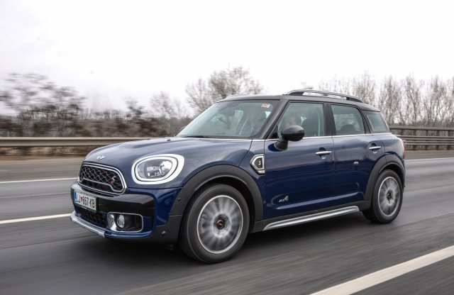 Menetpróba: Mini Countryman