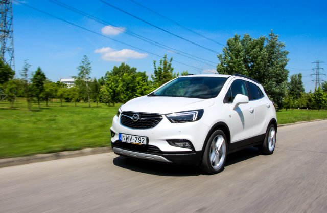 Opel Mokka X 1.6 Turbo AWD Innovation teszt