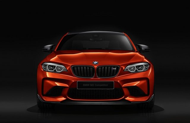 A BMW M2 is megkapja a Competition kivitelt