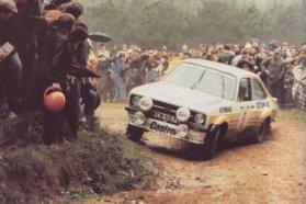 Az Escorttal Ari Vatanen tudott a leglátványosabban versenyezni