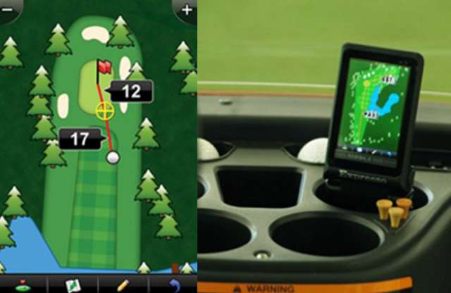 Golf-navi (nem Volkswagen Golf!)