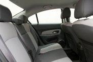 Jó összeszerelés, kényelmes ülések jellemzik a Chevrolet Cruze utasterét