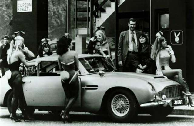 900 millióért kelt el James Bond DB5-öse
