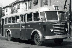 Ikarus 60 − ezzel a típussal kezdődtek a pótkocsis próbálkozások, és ez lett a csuklós egyik fele is