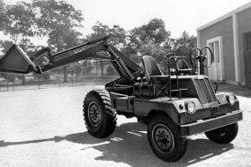 Vörös Csillag Traktorgyár forgórakodója