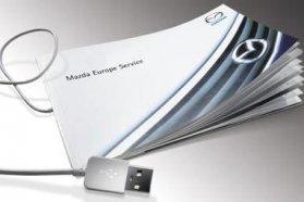Elsőként a Mazda váltotta fel digitális rendszerrel a szervizkönyvet, 2007-óta már csak kérésre adnak papír alapú szervizjelentést