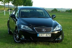 Lexus IS 220d, 2007, 134 ezer km