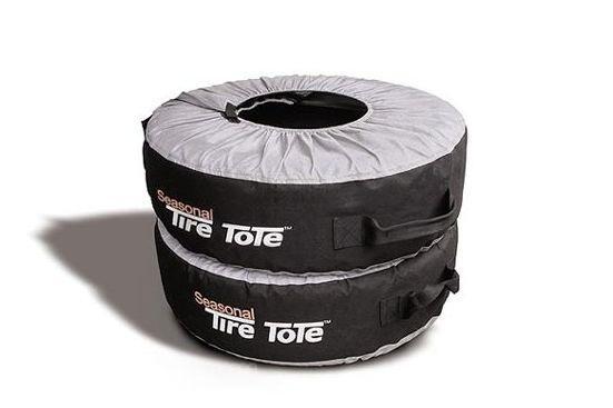 Speciális ápolószerekkel és méretre készült tárolózsákkal lehet kényeztetni a gumit