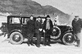 Elegáns RALF-STETYSZ limuzin