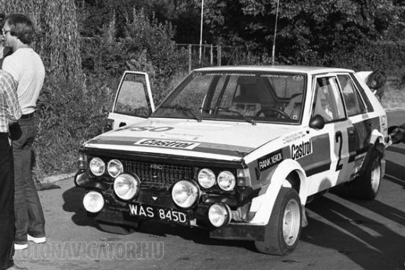 Mai szemmel nézve talán megmosolyogtató, de annak idején komoly gépezet volt a Polonez versenyautó. Magyar pilóta is vezetett a lengyel márkával