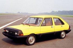 Fiat ESV 2000, a Polonez ihletadója. Az olaszok többféle autót is készítettek e projekt keretében, és a lengyeleknek ez a változat tetszett meg
