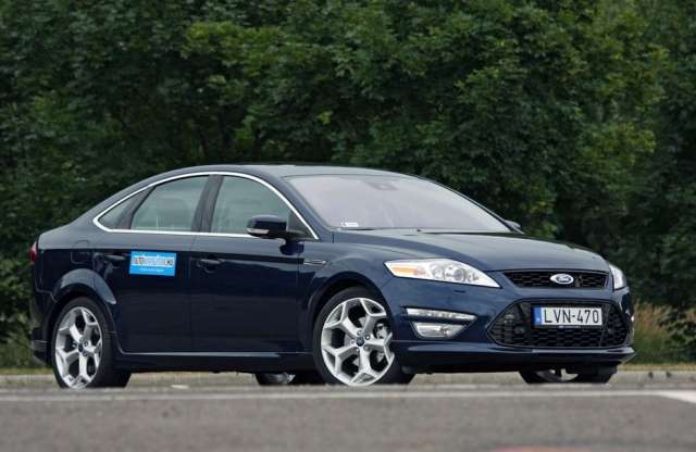 Ford Mondeo 2.0 SCTi Powershift Titanium Luxury teszt