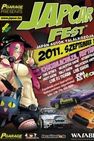 Minden ami japán: autók márkától függetlenül, csajok és kaják együttesen a JAPCarFest-en