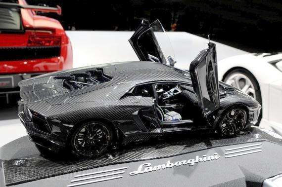 Ez nem szimplán egy kicsinyített autó, jelenleg ez a világ legdrágább autómodellje!