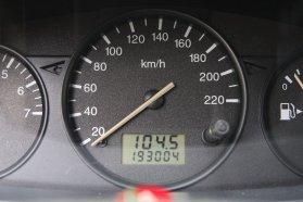 Nem tekergetett az óra, hiszen a kilométerállások szervizkönyvvel, számlákkal is alátámasztottak