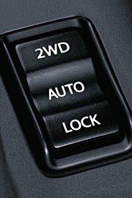 A többség alapból üzemanyagot spórolva az első tengelyen hajt, 4WD-rendszerük automatára kapcsolható, alacsony sebességnél fixre zárható