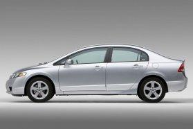 A kifutó Honda Civicből már nem kapni automatát, cserébe megfizethető árú és kiváló a felszereltsége