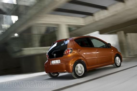 Rohangálós autónak nem kell jobb vagy nagyobb az Aygónál és társainál