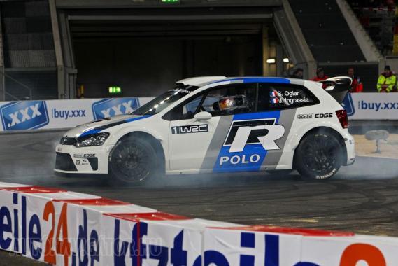 A Polo R WRC csupán jövőre debütál, akkor viszont nyerni akar vele a Volkswagen