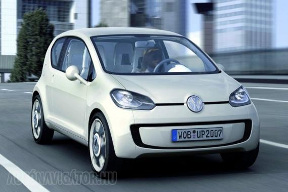 2012 második legjobb autója, a SEAT és Skoda jelvény alatt is létező up!, mely tanulmányverziójával sok hölgy szívét és elismerését elnyerte, másokból viszont megbotránkozást keltett