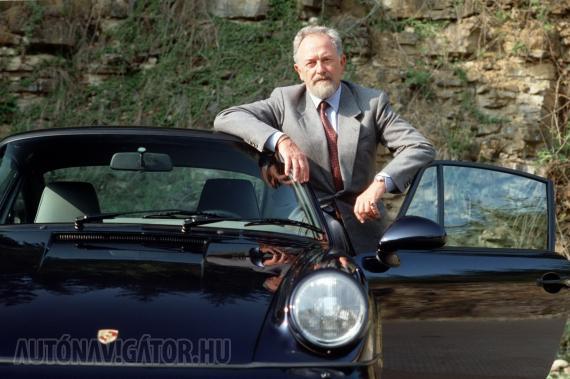 Ferdinand Alexander Porsche, Butzi, 1935-2012