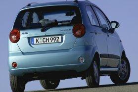 A régebbi Daewoo Matizoknál az újabb Chevrolet Sparkok elsősorban nem a nevük, hanem a koruk miatt jobbak. A Sparknál olcsóbb autó kb. nincs, alacsonyabb fogyasztású annál több