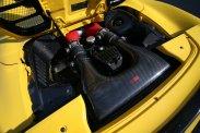 Valamit nagyon elszámolhatott a Ferrari, ha a Novitec Rossónak sikerült 21 kg-mal könnyíteni a kipufogórendszert