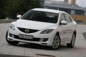 Mazda6 CD 140 TE PLus