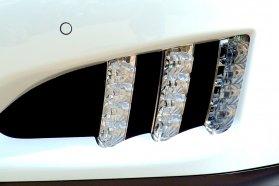 Oroszlánkarmok, LED-es hátsó lámpák