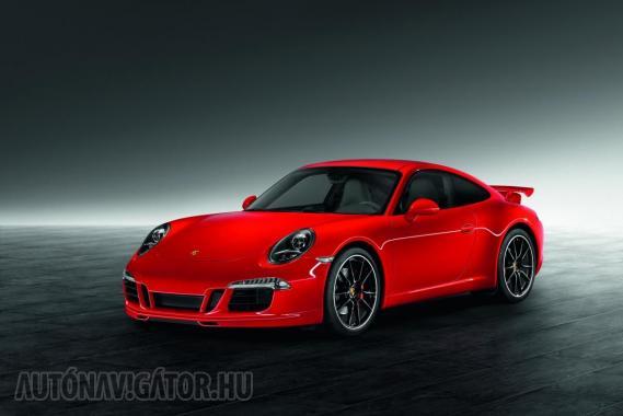 Pirosban a Porsche 911 Aerokit Cup, fix hátsó légterelővel