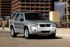 Ritka, természetesen szürkeimportos példány a Ford Escape