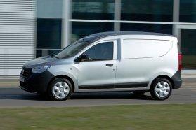 Ahogy a Dokker, a Dokker Van is Dacia-féle első és Renault Kangoo-s hátsó, egyszerű, de strapabíró MacPherson, illetve csatolt lengőkaros futóművet kap. A kishaszonjármű teherbírása 750 kg, raktere közel 4 köbméteresre bővíthető