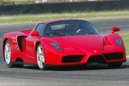Ferrari Enzo, Ferrari Scaglietti, Maserati Quattroporte